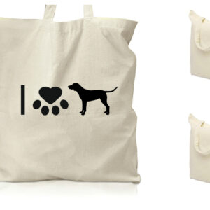 Torba ekologiczna Love Dog